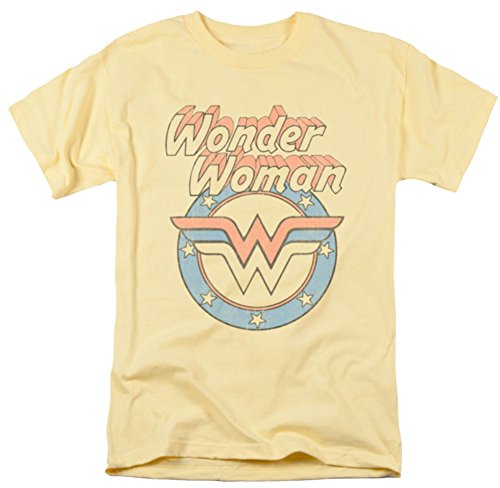 Faded Wonder Woman T-Shirt