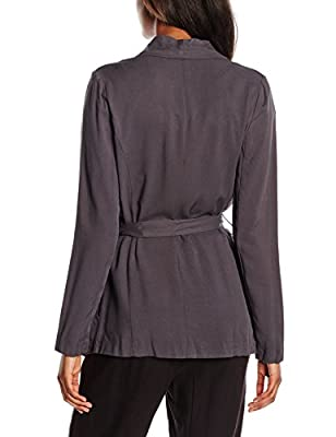 New Look Women's Pique Cupro Blazer