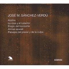 Jose Maria Sanchez-Verdu : Orchestral WorksのAmazonの商品頁を開く