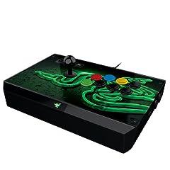 Razer Atrox Arcade Stick for Xbox 360 【正規保証品】 RZ06-00730100-R3M1