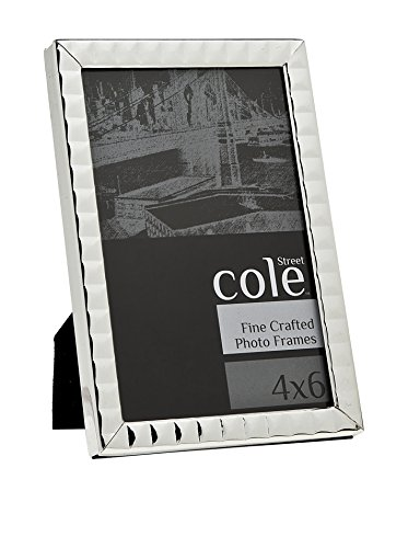 1 X 4x6 Thin Silver Picture Frame