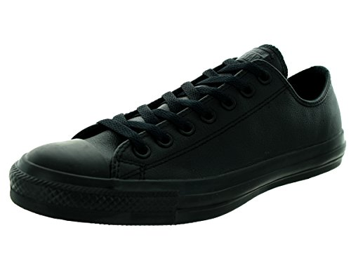 Converse Unisex Chuck Taylor As Ox Black Mono Basketball Shoe 9 Men US / 11 Women US