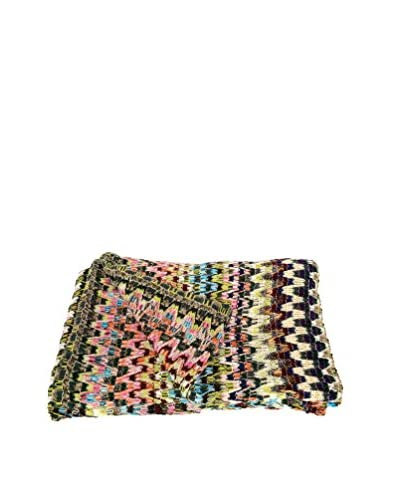 Uptown Down Hand Made Throw, Multi