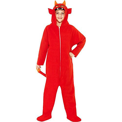 Devil Onsie Kids Costume