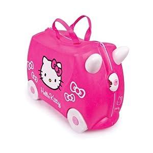 Trunki Ride-on Suitcase - Hello Kitty (Pink)