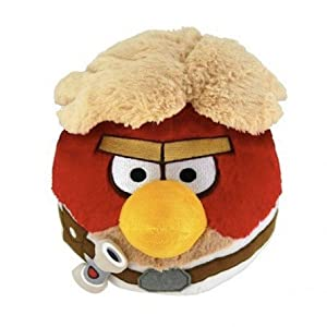 Peluche Angry birds edition limitée Star wars