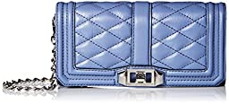 Rebecca Minkoff Mini Love Clutch, Deep Denim, One Size