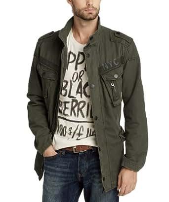 ESPRIT 083EJ2G002 Men's Jacket Khaki X-Large