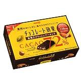 明治 チョコレート効果72% 素焼きクラッシュアーモンド 47g 60コ入り