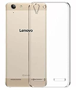 Noise Transparent Clear Silicone Jelly Soft Case Back Cover For Lenovo Vibe K5 Plus