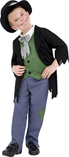 [Childrens Fancy Dress Book Week Dodgy Victorian Boy Costume Outfit Small Age 4-6] (Used Fancy Dress Costumes Ebay)
