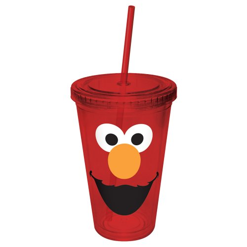 Insulated Cup With Straw front-93875