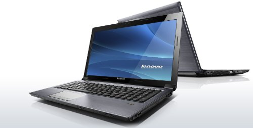 Lenovo 15.6 IdeaPad Laptop V570-1066AWU / 2nd Gen Intel Core i5-2450M 2.5 GHz processor / 6GB DDR3 Recall / 500GB Hard Drive / Multiformat DVD�RW/CD-RW dig / Windows 7 Home Premium 64-bit / Silverware Gray