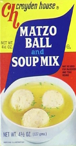 Croyden House House Matzo Ball & Soup Mix 4.5 OZ