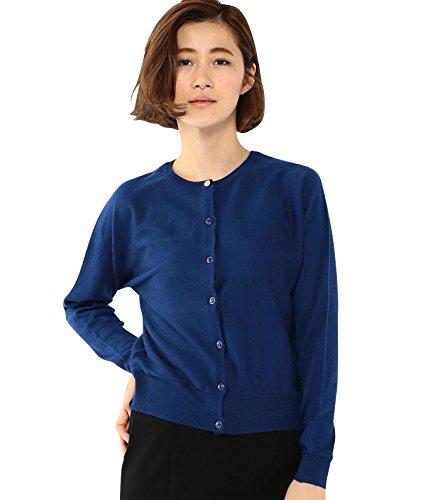 (エーシーデザインバイアルファキュービック)A/C DESIGN BY ALPHA CUBIC ドルマンクルーネックカーディガン : 服&ファッション小物通販 | Amazon.co.jp