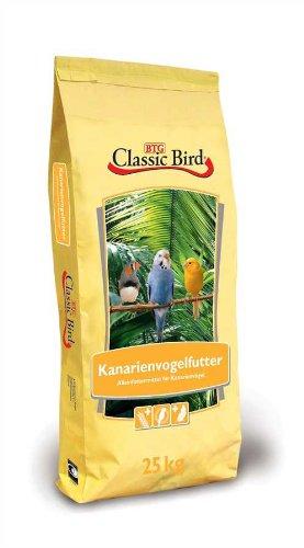 4er Pack Classic Bird Kanarienfutter 2,5kg
