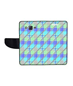 KolorEdge Printed Flip Cover For Samsung Galaxy On7 Multicolor - (1479-55KeMLogo12259SamOn7)