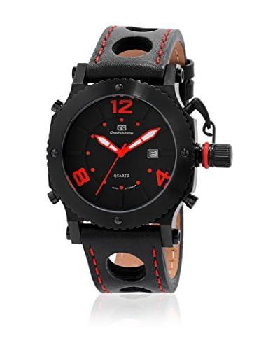 Grafenberg Reloj de cuarzo Man GB201-622 Negro 44 mm
