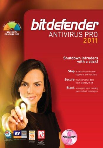 BitDefender Antivirus Pro 2011 Value Edition - 3 PC-2 years  [Download] [OLD VERSION]
