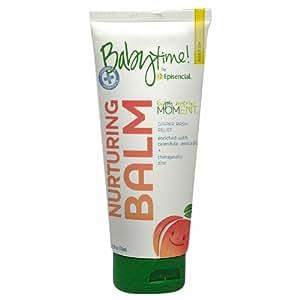 Babytime by Episencial Nurturing Balm - Organic Diaper Rash Cream, 2.7