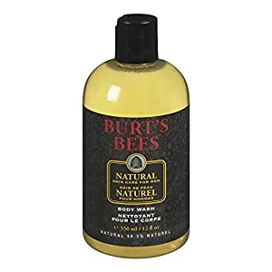 Burt's Bees Mens Body Wash