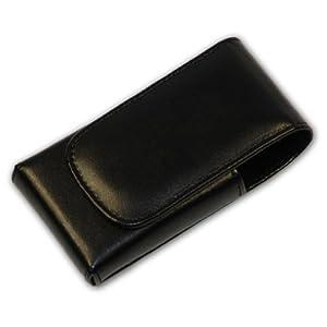 Original Handycop® PREMIUM VERTIKALTASCHE VT3 Holster Tasche PASSGENAU für Sony Ericsson Hazel