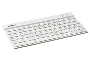 SHARKK® Ultra-Slim  Wireless Bluetooth 3.0 Keyboard
