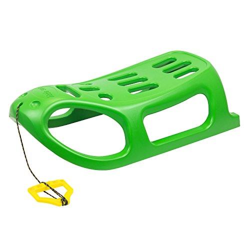 Lunge LITTLE SEAL en vert fonce, hauteur 26 cm, ideal comme le cadeau