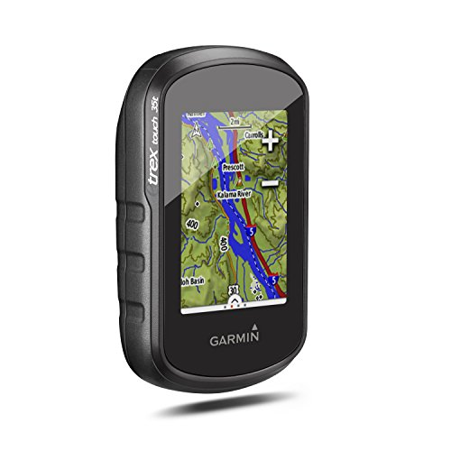 Garmin etrex Touch 35t with TOPO US 100K