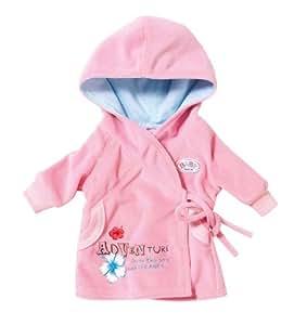 Zapf Creation 817964 - Baby Born Bademantel