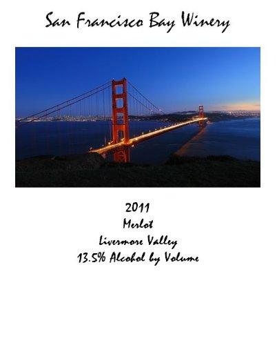 2011 San Francisco Bay Winery Merlot 750 Ml