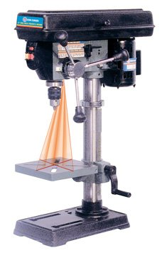 King Canada KC-110C 5 Speed 10-inch Bench Top Drill Press