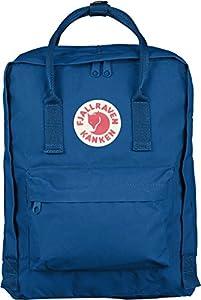 Fjallraven Kanken Backpack, Lake Blue