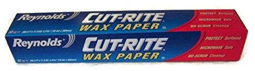 Reynolds Cut-Rite Wax Paper - 5 Roll Pack (5 Rolls X 60 Sq Ft)
