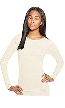 Hanes Duofold by Champion Originals Mid-Weight Women's Thermal Shirt KWM1, S, P