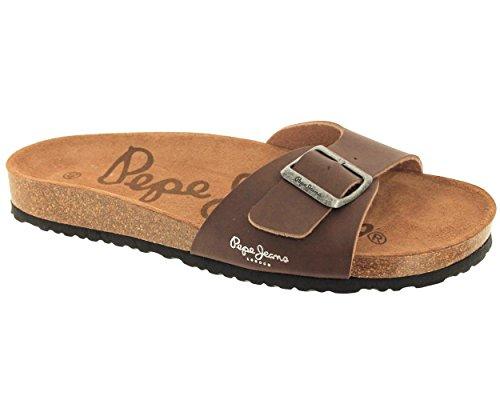 Pepe jeans Infradito bio, colore: marrone, Marrone (marrone), 44