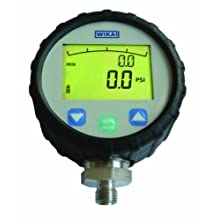 WIKA Enhanced Digital Pressure Gauge