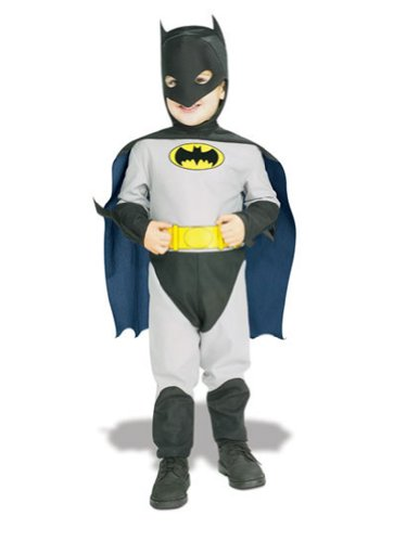 Batman Toddler Costume - Toddler Halloween Costume