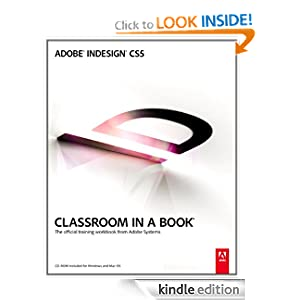 Adobe InDesign CS5 Classroom in a Book eBook