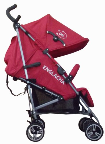 Englacha Omi Stroller, Red front-927723