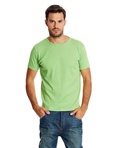 New Caro Camiseta Manga Corta Verde