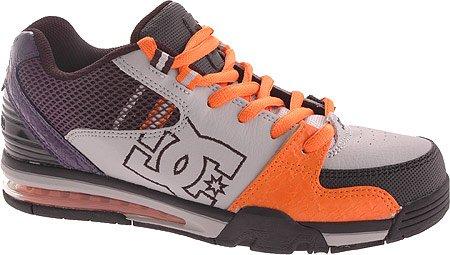 DC Men's Versatile Skate Shoe,Black/Plumeria,7 M