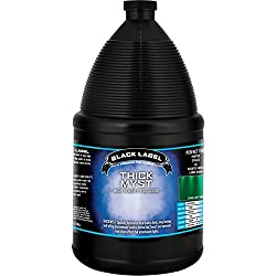 Black Label Thick Myst High Density Fog Juice - 1 Gallon by Black Label