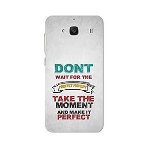 PosterHook Inspirational Redmi 2 Prime Designer Case