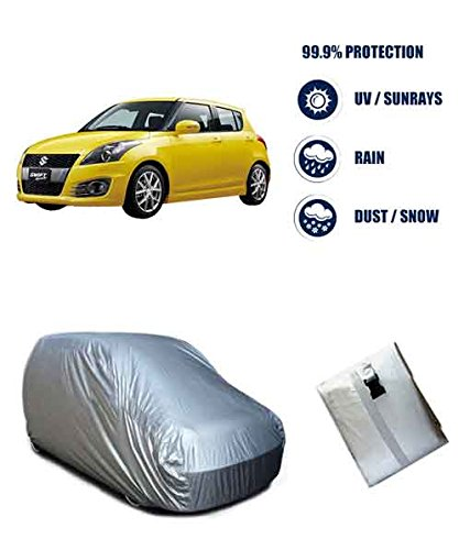 Autowheel Car Body Cover- Maruti Swift (Tirpal)