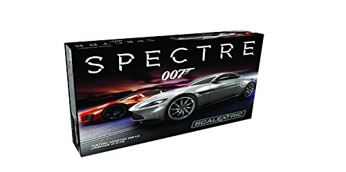 映画 007 スペクター カーレースセット Scalextric C1336T James Bond 007 Spectre Slot Car Race Set (1:32 Scale) [並行輸入品]