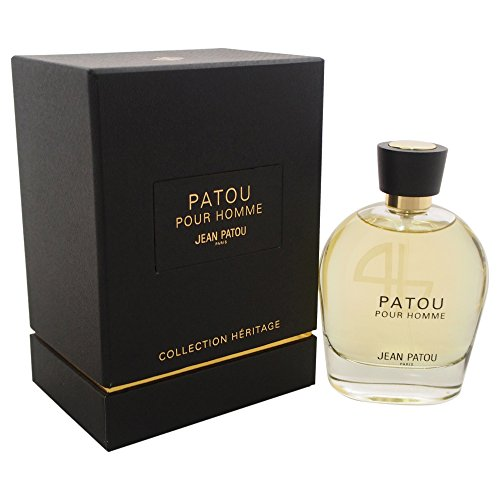 Jean Patou, Pour Homme, Heritage Collection, Eau de Toilette spray da uomo, 100 ml