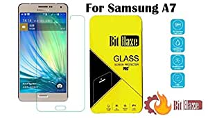 Tempered Glass Screen Protector For Samsung Galaxy A7
