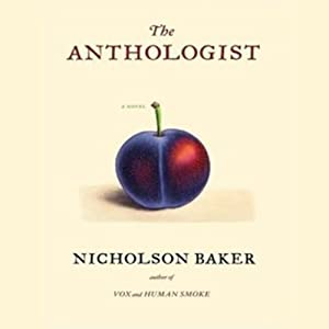 The Anthologist Audiobook