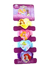 Disney Princess Hair Ponies - Princess Hair Accessories - Princess Hair Fashion